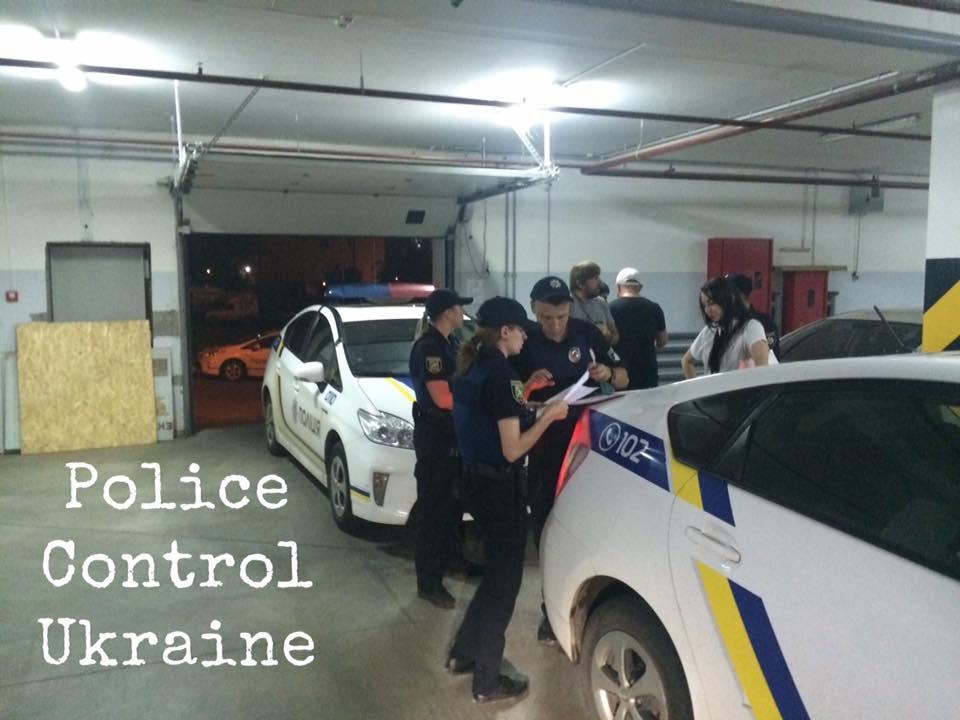П'яний заступник голови ОДА напав на поліцейського при затриманні