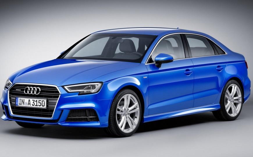 Audi A3 2017: оголошено ціни на новий седан