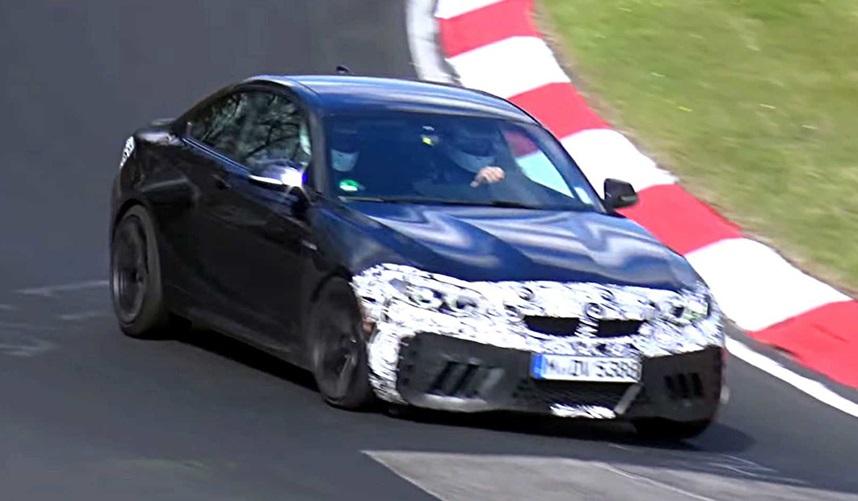 Компанія BMW тестує нову модель автомобіля