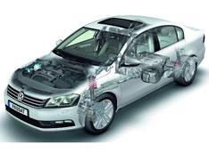 Новий Volkswagen Passat покажуть у 2014 році