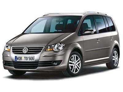 Новий Volkswagen Touran покажуть через два роки