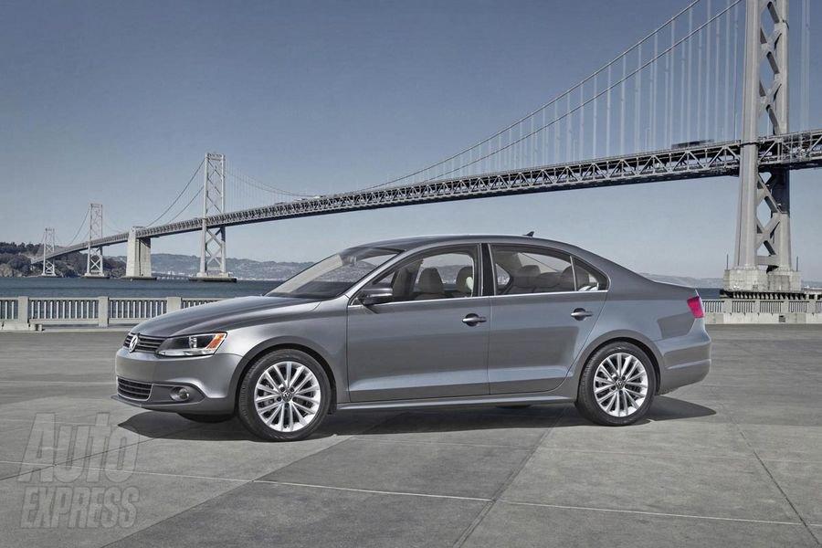 Новий Volkswagen Jetta