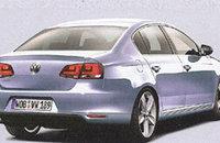 В очікуванні новог Volkswagen Passat