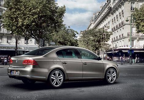 Новому Volkswagen Passat додадуть сантиметрів