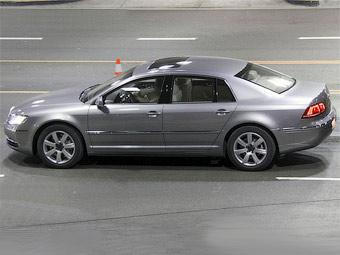 Шпигуни засікли новий VW Phaeton