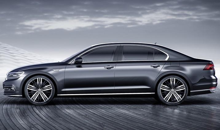Електричний седан від Volkswagen зможе проїжджати без підзарядки близько 600 кілометрів