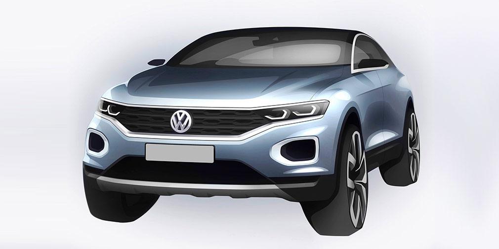 Volkswagen показав новий