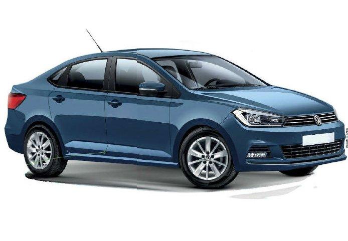 Volkswagen Polo 2017: візуалізація новинки