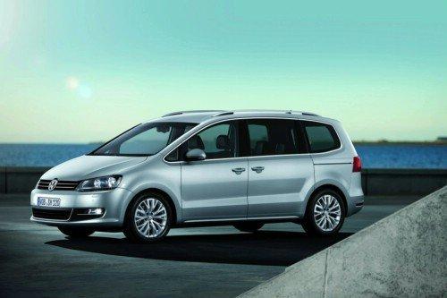 В Женеві презентували Volkswagen Sharan