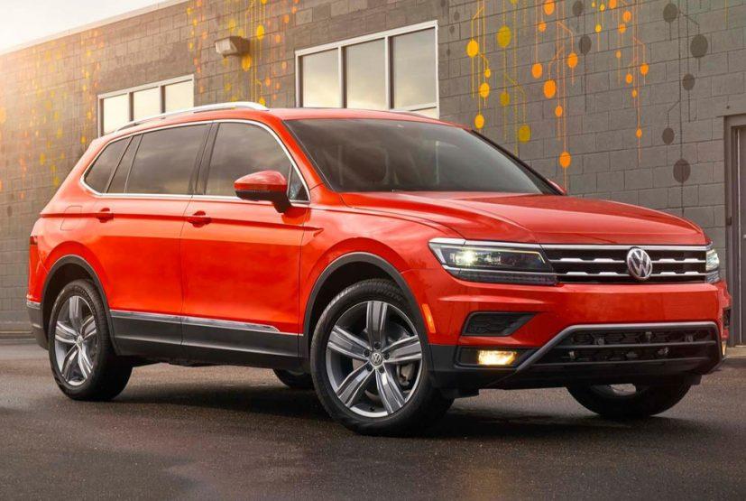 Volkswagen Tiguan 2018: відома ціна