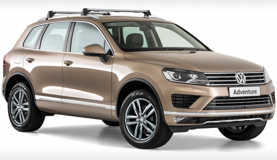 Volkswagen Touareg отримав ряд вдосконалень