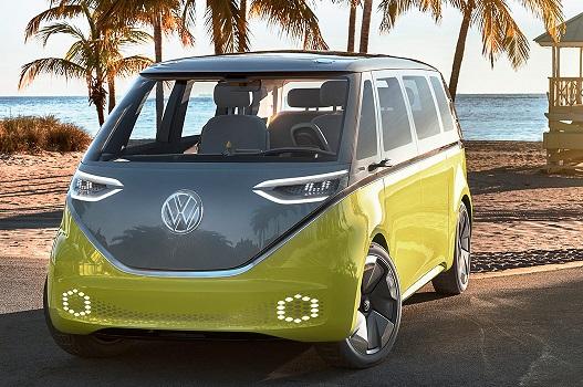 Volkswagen запускає в серію новий