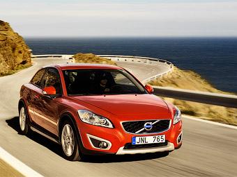 Марка Volvo офіційно представила оновлений хэтчбек C30 (ФОТО)