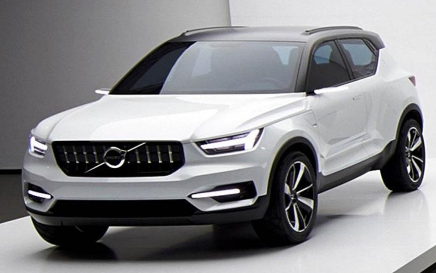 Volvo ХС40 готовий до дебюту