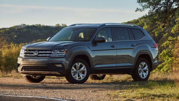 Volkswagen підняв ціни на позашляховики