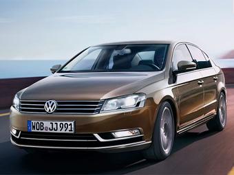 Новий Volkswagen Passat вже восени