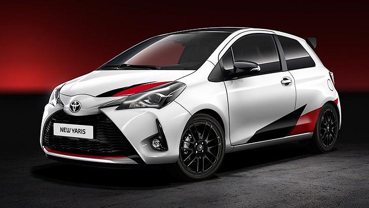 Нова Toyota Yaris отримала 210-сильний мотор