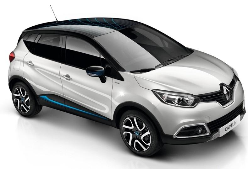 Renault показала новий Captur