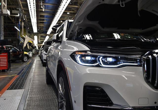 BMW X7: перші офіційні зображення