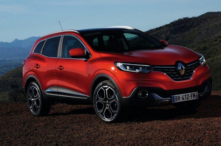 Новий Renault Kadjar: старт продажів в Україні