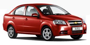 Chevrolet Aveo дешевший на 6 000 гривень