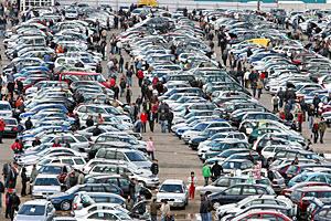 Падіння цін на автомобілі в Україні вже досягає 10000 євро