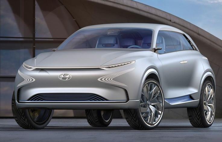 Водневий кросовер від Hyundai отримав рекордний запас ходу