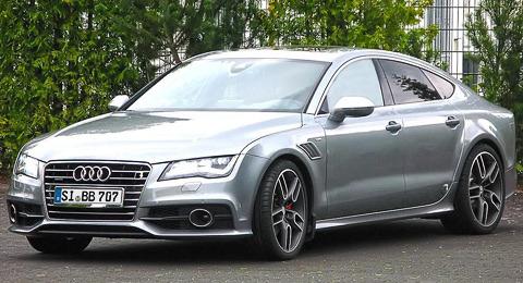 У бюро B&B не посоромилися зробити з Audi A7 спорткар