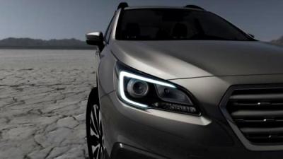 Subaru показала частинку Outback 2015