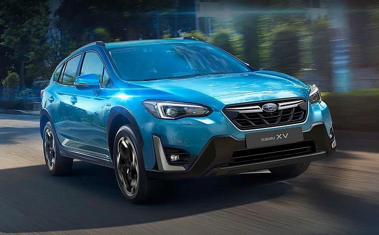 Subaru XV 2021: нова інформація про кроссовер