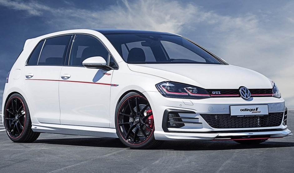 Нові Volkswagen Golf отримали потужні двигуни