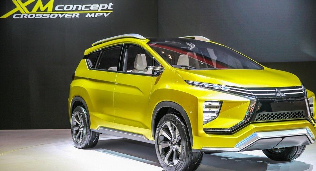 Новий позашляховик Mitsubishi: що вже відомо?