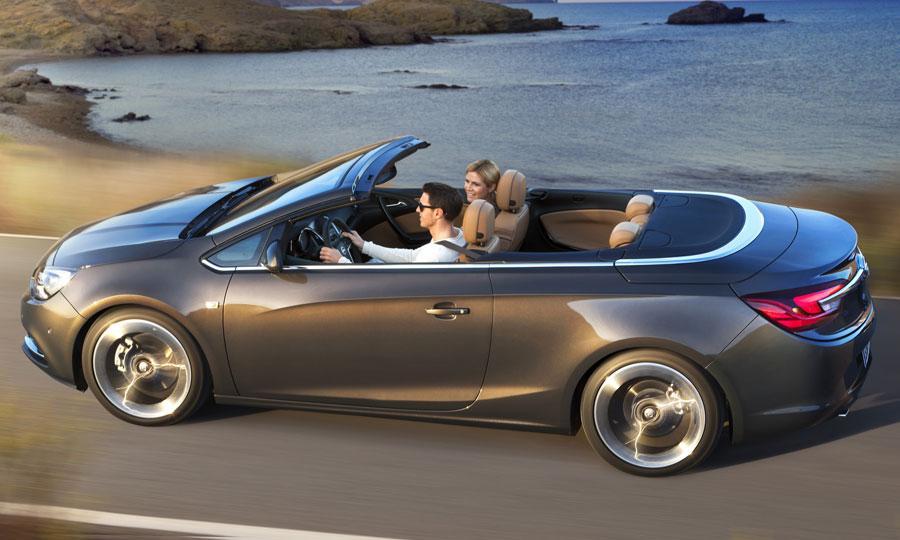 Кабріолет Opel Cascada - старт продажів