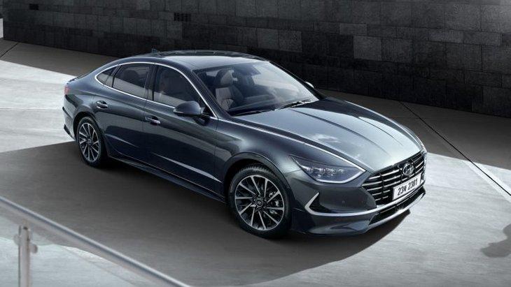 Hyundai створив нову платформу для новітньої Sonata