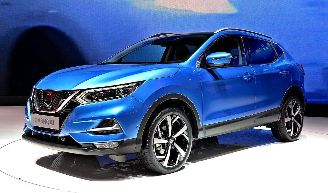 Nissan Qashqai 2018: остання інформація про новий кросовер