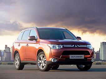 Новий Mitsubishi Outlander стане гібридом