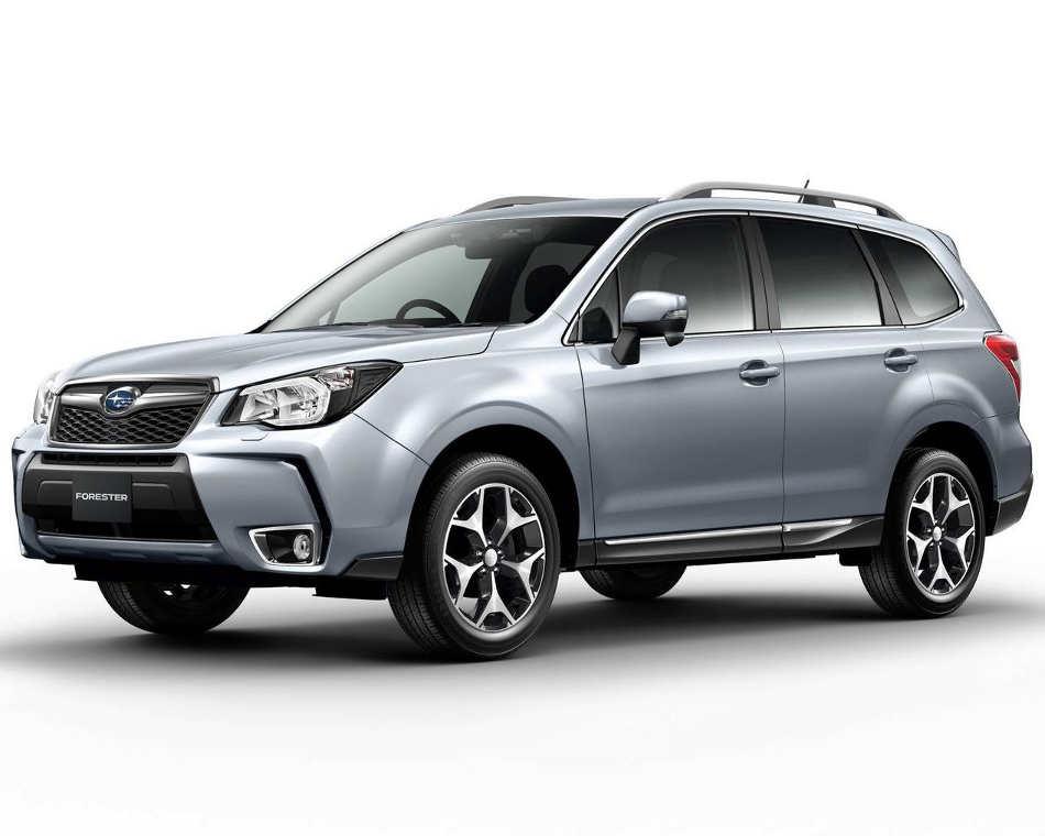 Subaru Forester 2013 - ціни в Україні