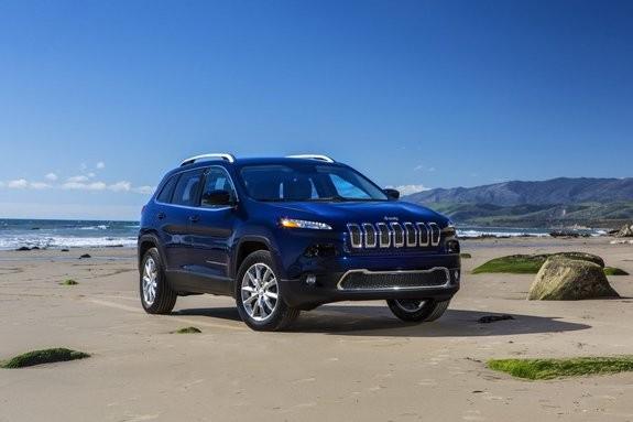 Jeep оголосив ціни на Cherokee New