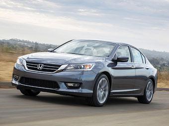 Нова Honda Accord: офіційні фото та інформація