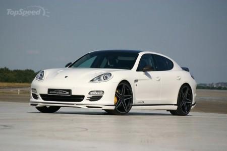 Тюніг Porsche Panamera Diesel від SpeedArt