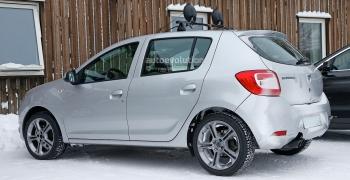 Нова Dacia Sandero: перші фото хетчбека