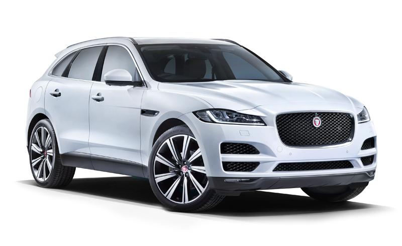 Перший кросовер від Jaguar: названо ціну в Україні