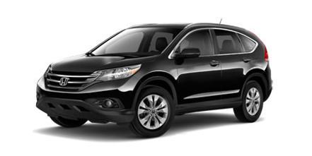 Honda CR-V 2013: українські ціни