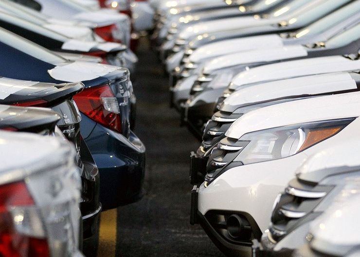 В Україні спростили ввезення імпортних автомобілів