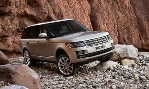 Новий Range Rover представили офіційно