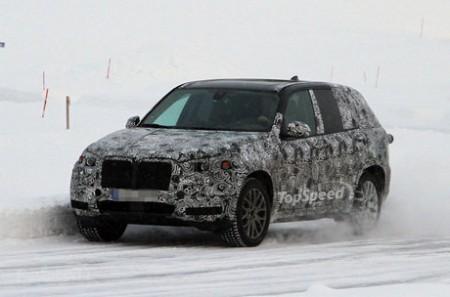 Новий BMW X5 був знову помічений