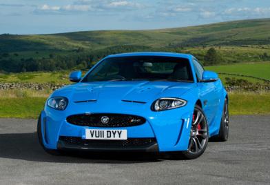 Jaguar XKR-S - кращий спортивний автомобіль 2011 року