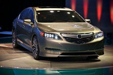 Серійна версія Acura RLX буде схожа на свій концепт