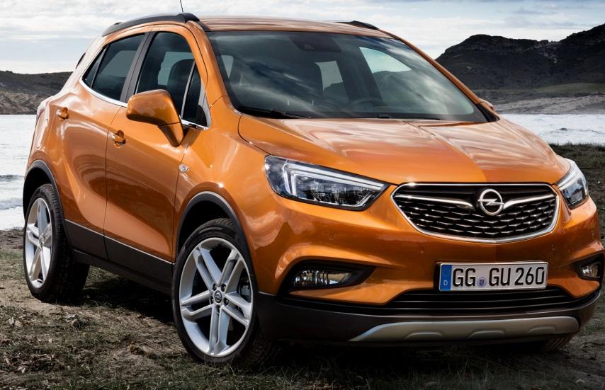 Opel анонсував нові Mokka X, Corsa і Adam