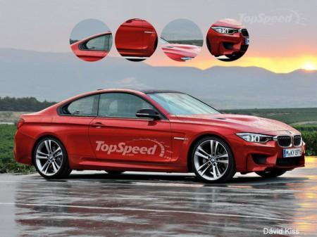 Купе BMW M4 модельного ряду 2014